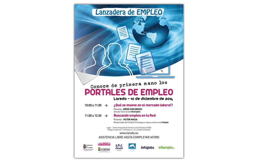 Lanzadera Laredo 2014 – Charlas Portales Empleo