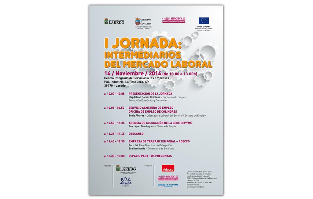 Ayuntamiento Laredo – Cartel PIE 2014