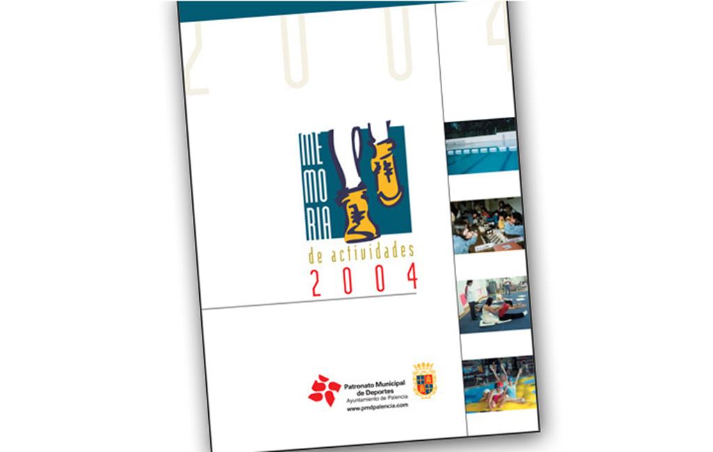 Patronato Deportes Palencia – Memorias 2004 y 2005