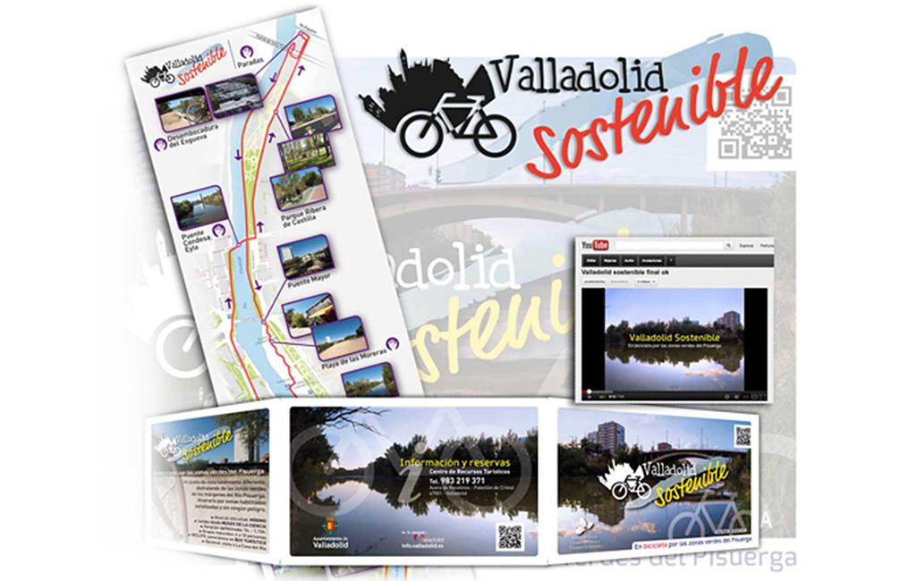 Taller Cultura y Turismo III – Proyecto ruta Valladolid Sostenible