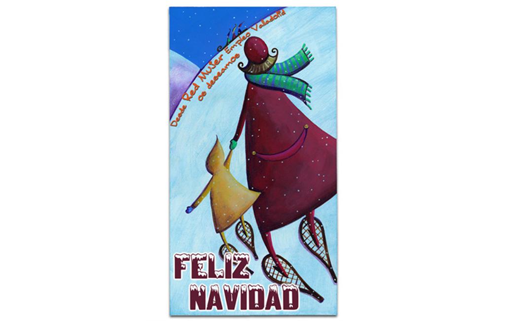Programa Red Mujer Empleo – Felicitación Navidad 2011