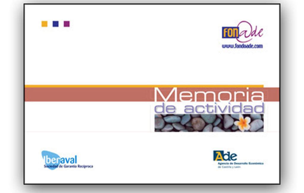 Iberaval S.G.R. – Memoria FONADE