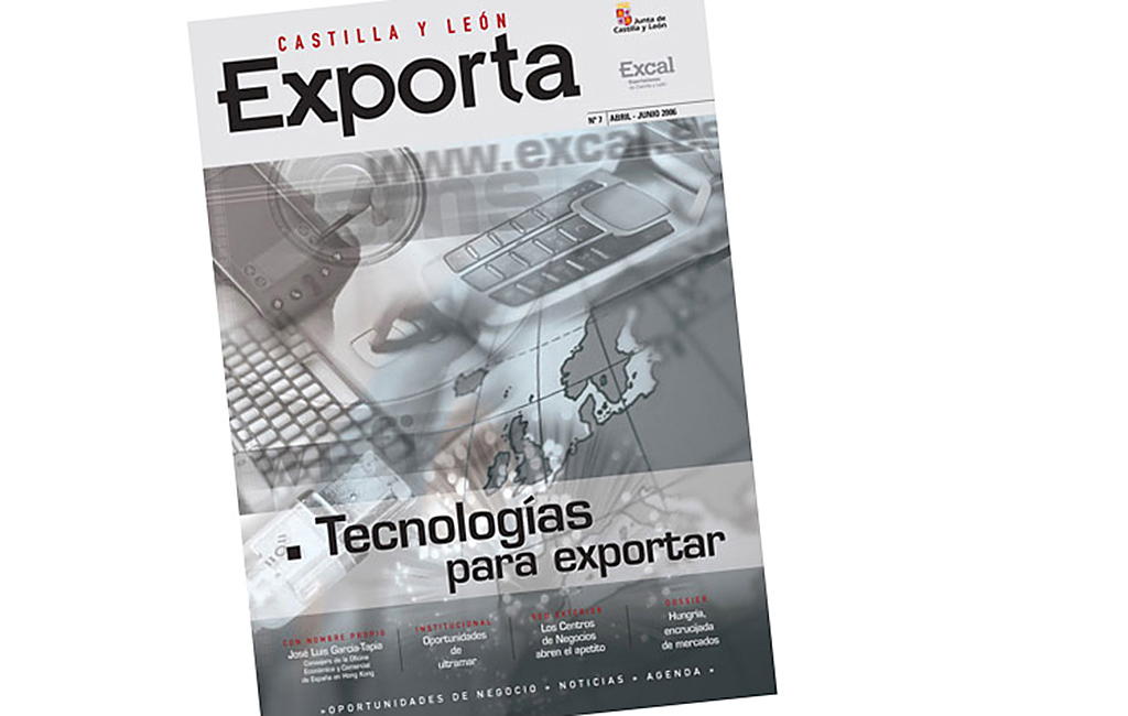 Portadas Revista EXPORTA