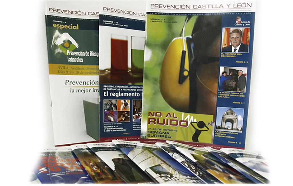 Revista Prevención Castilla y León