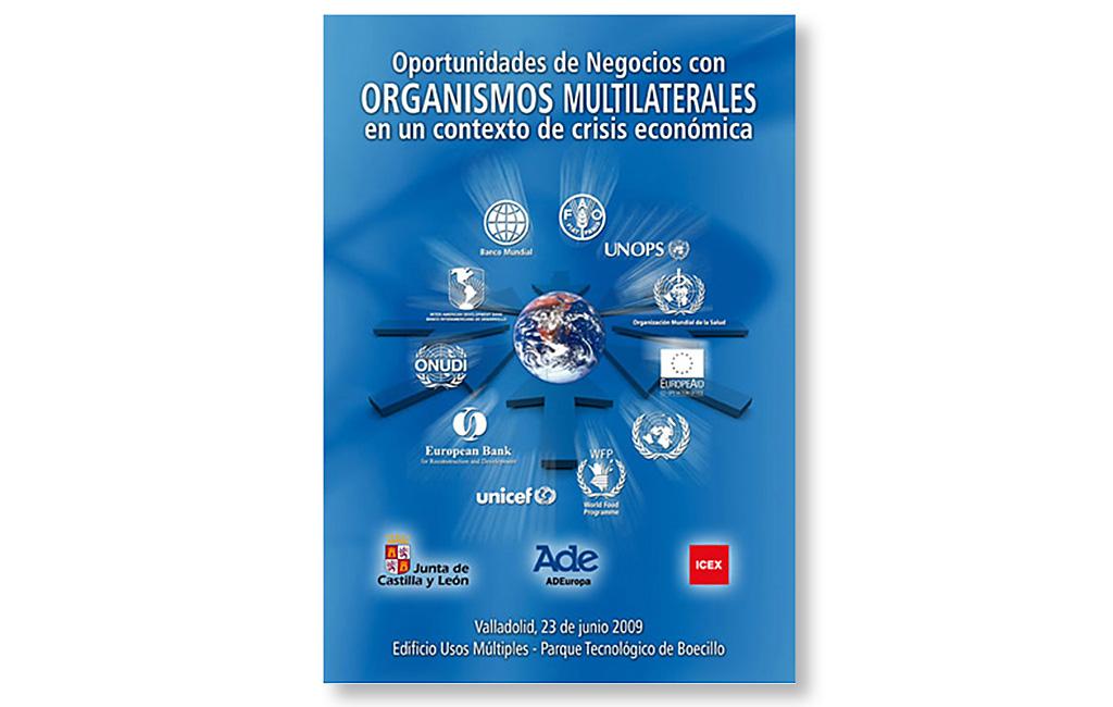 ADEuropa – Cartel Organismos Multilaterales