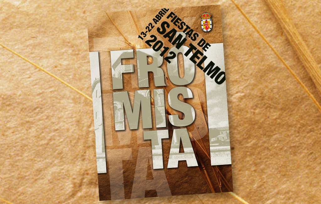 Ayuntamiento Frómista (Palenc.) – Propuesta Cartel Fiestas