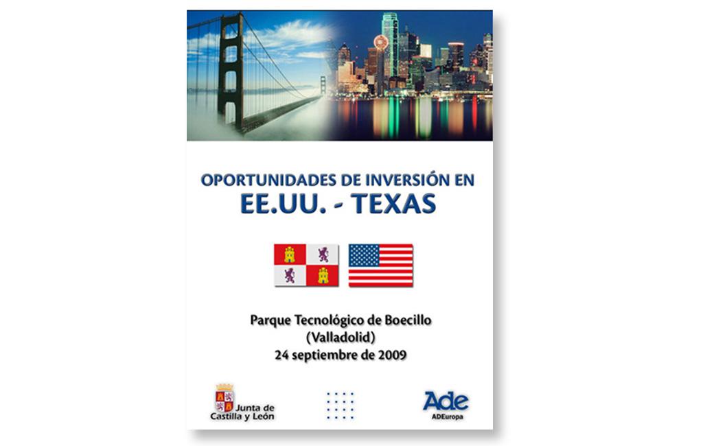 ADEuropa – Fondo para Jornada USA (Boecillo 2009)