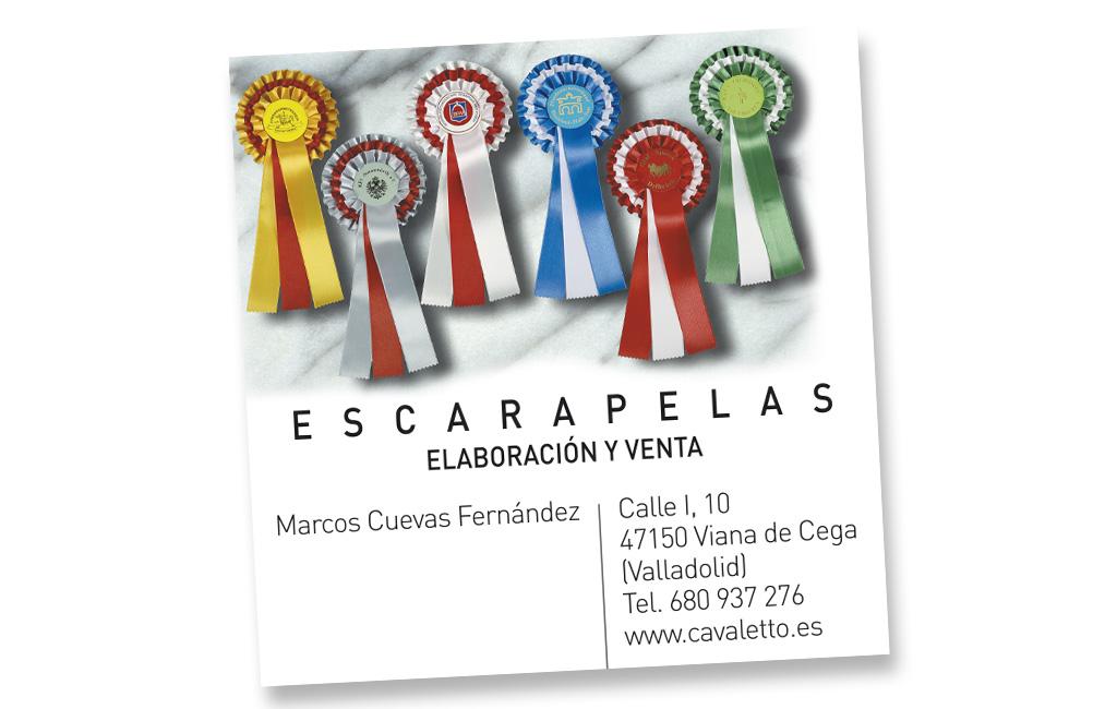 Marcos Cuevas – Tarjetas visita