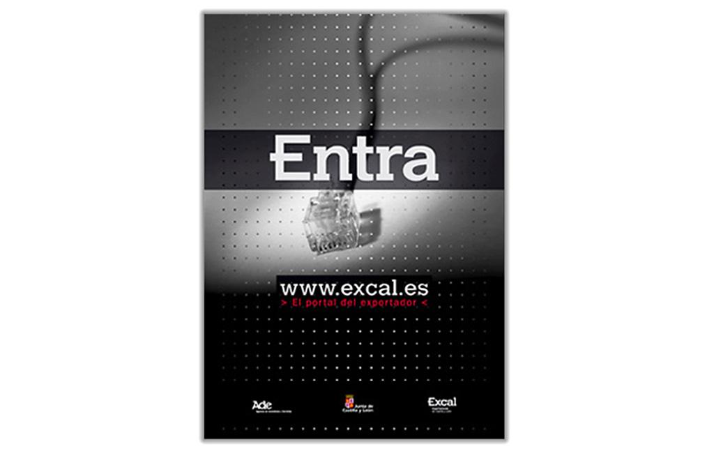 Excal – Anuncio Portal web