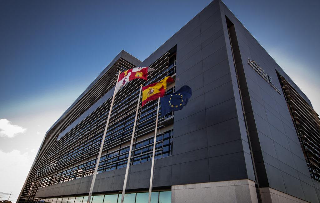 EURONIT – Fotografías Centro de Soluciones Empresariales Junta de CyL