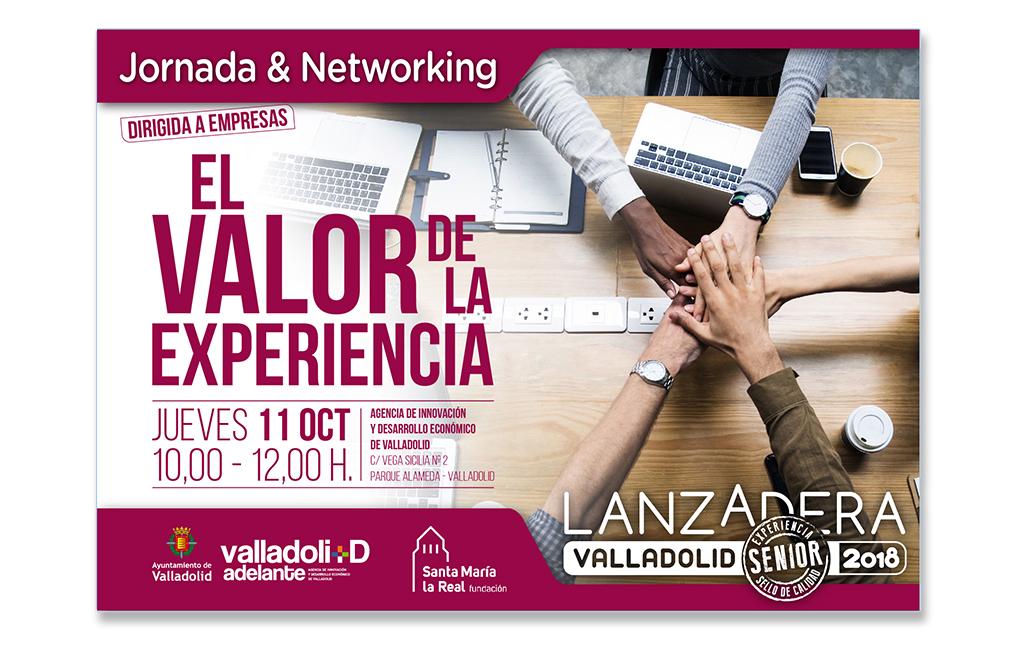 Lanzadera Valladolid Senior 2018