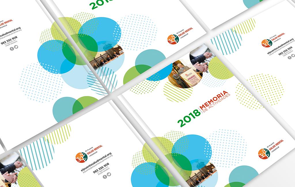 El Puente Salud Mental – Memoria de actividades 2018