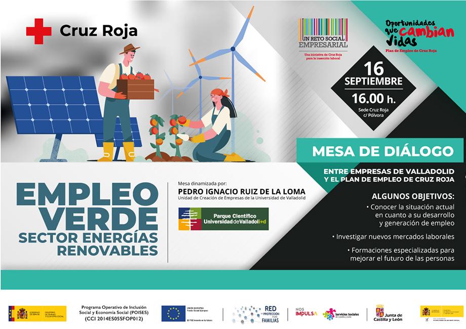 Colaboración con Cruz Roja Valladolid
