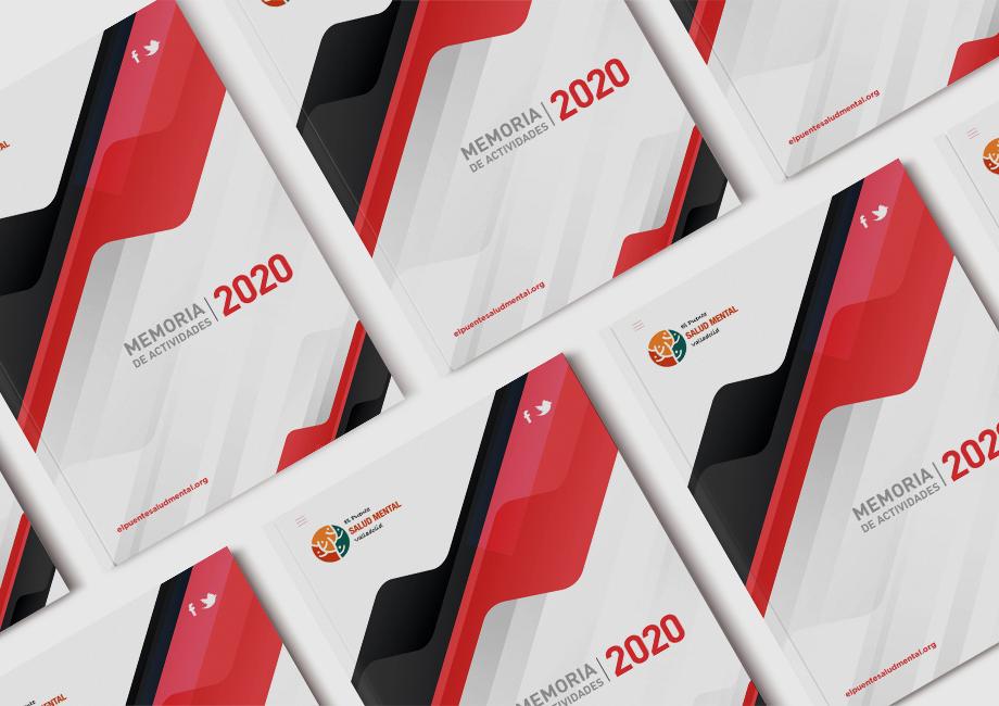 El Puente Salud Mental – Memoria de actividades 2020